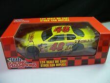 2003 Racing Champions 1:24 SHANE HMIEL #48 Thomas Automotive Team Autographed ??