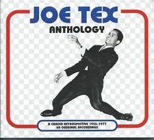 Joe Tex - Anthology [Best Of / Greatest Hits] Career Retrospective 1955-1977 2CD
