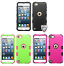 For iPod Touch 5th / 6th Gen Natural TUFF Hybrid Phone Protector Cover Case