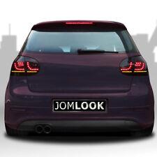 LED Rückleuchten Heckleuchten VW Golf 5 V Limo Bj. 03-08 Schwarz GTI R32 Optik