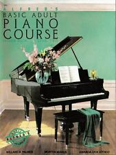 Alfred's Basic Adult Piano Course Lesson Book, Bk 2 : Level Two by Amanda...