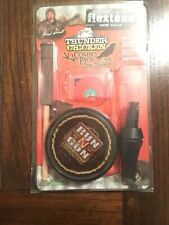 FLEXTONE THUNDER CHICKEN COMBO PACK with CROW SHOCKER TURKEY CALL