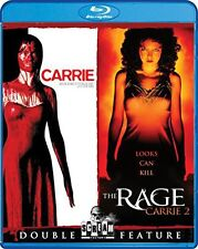Carrie / Carrie 2: The Rage Blu-ray