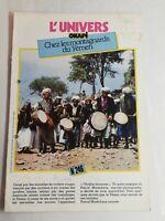 N84 Rivista Universo Okapi N° 246 Casa I Highlanders Del Yemen