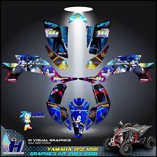 Yamaha Yfz 450 graphics kit 2003 2004 2005 2006 2007 2008 decals stickers atv