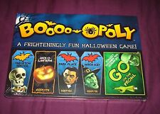 Boooo-opoly Party Family Board Game Halloween Themed Monopoly Game - It's Creepy