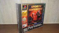 Sports Superbike - Playstation 1 (PS1) - free uk p+p - UK PAL