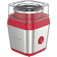 Cuisinart ICE-31BRQVC Berry Fruit Scoop Dessert, Ice Cream & Frozen Yogurt Maker