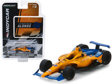 Greenlight 10845 2019 #66 Fernando Alonso Dell Technologies Indycar Diecast 1 64