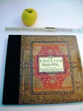 Gervase Markham ENGLISH HOUSE WIFE 1675 Replica Ed Cookbook Early House Keeping