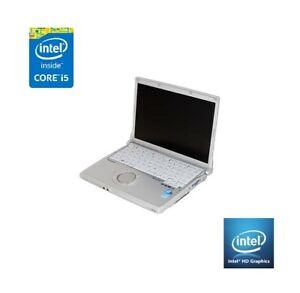 "Panasonic ToughBook CF-C1 Laptop, Touchscreen12.1"",  i5-520M, 6GB RAM, 240GB SSD"