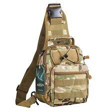 Tactical Military Back Pack Molle Ammo Gun Pistol Gear Shoulder Strap Range Bag