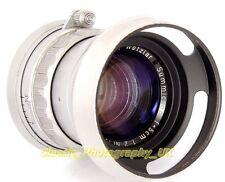 Ventilé Lens Hood 39 mm pour E39 LEICA Summicron 2/35 Leica SUMMARON 1:2 .8 f = 3.5 cm