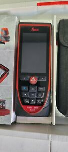 Leica Disto D810 Touch Laser Distance Meter, Touchscreen, Measure with Picture