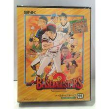 Baseball Stars 2 SNK Neo Geo AES Jap