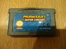 MARIO KART SUPER CIRCUIT for GAME BOY ADVANCE & NINTENDO DS