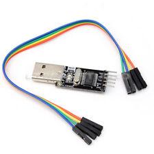 PL2303 USB To RS232 TTL Auto Converter Module Converter Adapter 5V 3.3V Output