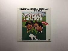 VLADIMIR COSMA La Capra OST Delta Rec 7009 Italy LP 1982 M Sealed! 2F/A