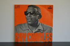 RAY CHARLES Self Titled RARE EP PORTUGAL UNIQUE Sleeve Label A VOZ DO DONO R&B