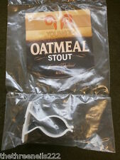 NEW BEER PUMP CLIP - YOUNGS OATMEAL STOUT (WITH FITTING CLIP)