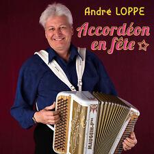 CD André Loppe - Accordéon en fête