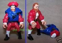 Pirat - Seeräuber, bewegliche Action Spiel Figuren