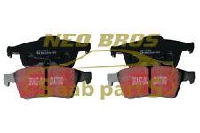 SAAB 9-3 SPORT 03-12 ,EBC ULTIMAX REAR BRAKE PADS,DP1749 93190338