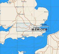- MAP NT + M-EW-C039 C local C-tarjeta gráfica Támesis Y Medway