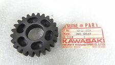 Kawasaki NOS NEW  13131-024 Output Shaft 2nd Gear F5 F8 F9 F81M Big Horn 1970-75
