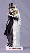 NEW Love Never Dies Tango Dance Bride & Groom Figurine wedding Cake Topper 75572