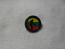 Lithuanian National Boules Sports Federation pin
