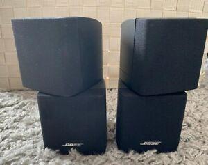 Bose Acoustimass double Cube Speaker