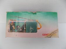 Generation Mini Cassette Tape Recorder
