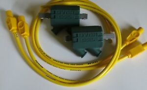 Kawasaki GPZ1100  Dyna Performance Ignition Coils and Taylor Leads.Yellow