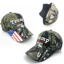 Donald Trump 2020 Cap Camouflage USA Flag Baseball Caps Keep America Great Hat
