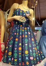 NEW THE DRESS SHOP DISNEY PARKS BLUE IT'S A SMALL WORLD DRESS All Sizes