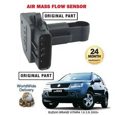 FOR SUZUKI GRAND VITARA 1.6 2.0 2005--> AIR FLOW MASS METER SENSOR 13800-63J00