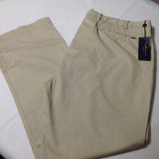 Men Polo Ralph Lauren Classic Light Weight Pima Cotton Beige 48Bx30 Big NWT $98