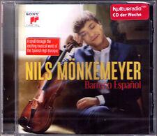 NILS mönkemeyer: barroco Espanol Soler muecia Scarlatti Boccherini Brunetti CD