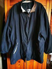 Men's Black Retro Vintage Style Coat Size L