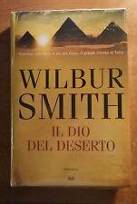 IL DIO DEL DESERTO - WILBUR SMITH - 2014 - NUOVO -
