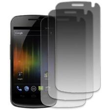 for Samsung Galaxy Nexus I515 Screen Cover Protector x3