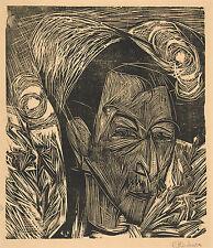 Ernst Kirchner Reproduction: David Mueller - Fine Art Print