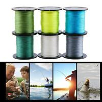 Braided fishing line 8 strands 300m Strong Japan Multifilament PE braid Supply