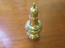 """Antique/VTG """"S146"""" Weight Salt Shaker in Candlewick Sterling Silver"""