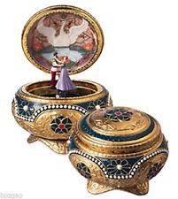 Anastasia Alexandra Nicholas Hinged Trinket Box