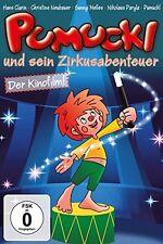 PUMUCKL ET être AVENTURES DE CIRQUE - FILM Hans Clarin CHRISTINE NEUBAUER DVD