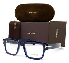 Tom Ford FT5527 090  Navy Blue / Demo Lens 50mm Eyeglasses TF5527