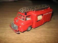 TEKNO DENMARK-NO.459 VOLVO EXPRESS FIRE ENGINE-FALCK-ZONEN DECALS -1950/60'S.
