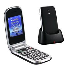 Easyfone W77 Senior Unlocked GSM Flip Cell Phone (T-Mobile), SOS Button,...